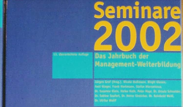 managerseminare jahrbuch