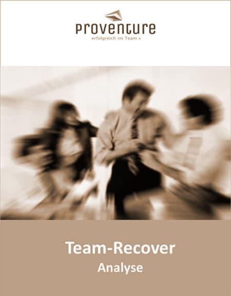 teamanalyse für teamentwicklung