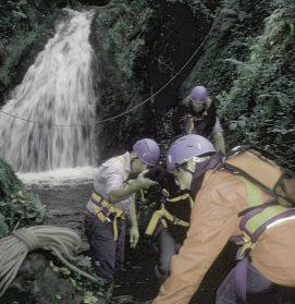 outdoortraining teamexpedition eifel