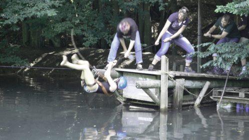 Teambildung mit Outdoortraining