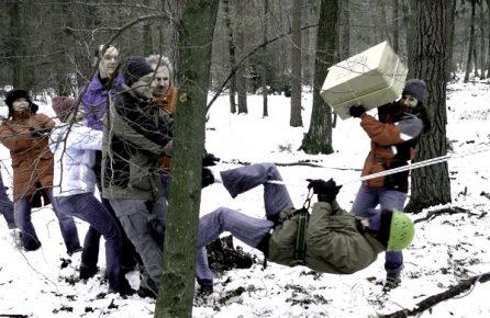 teambuilding maßnahmen im winter