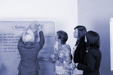 teamtraining gruppenfeedback