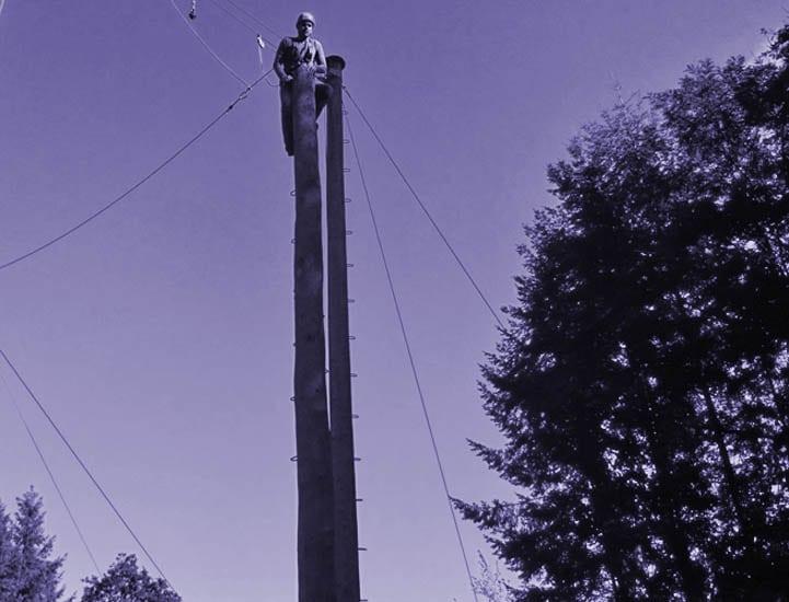 Hochseilgarten Pamper Pole