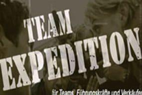 Teamtraining Team Expediiton in der Eifel