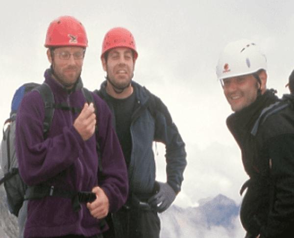 Führungstraining alpine expediton