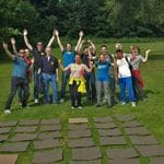 team challenge teambuilding